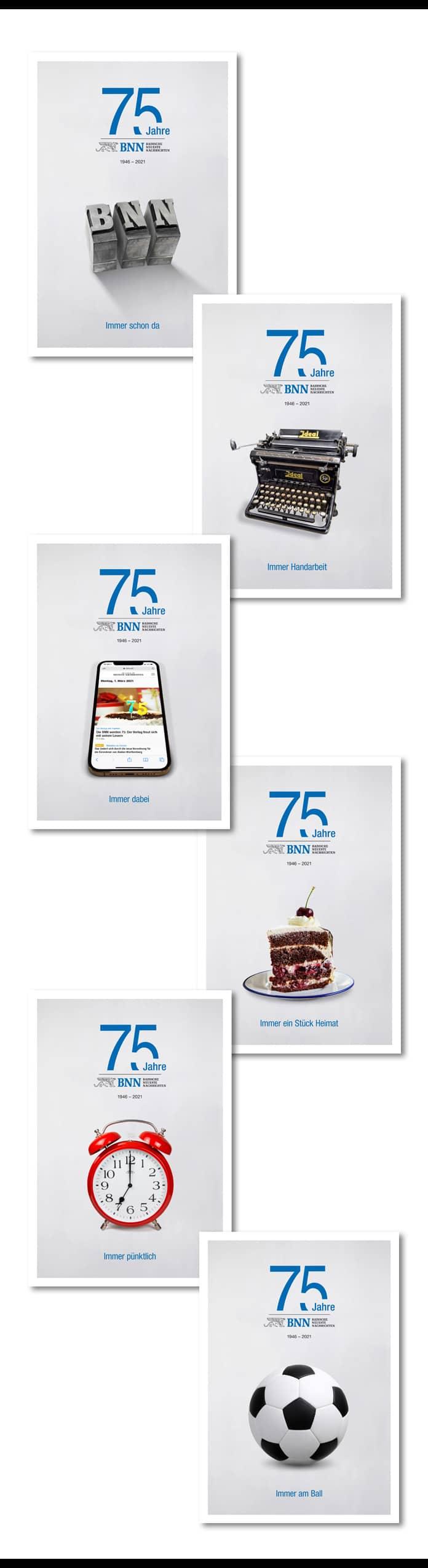 75 Jahre BNN Konzeption